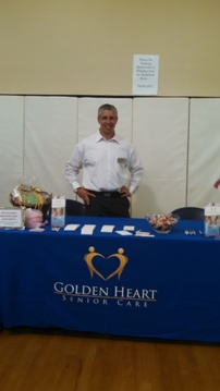 Golden Heart Senior Care of Charlotte Was Exhibitor at Chef Wars