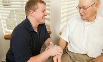 Here's the Script for Your Conversation with Dad about Senior Care