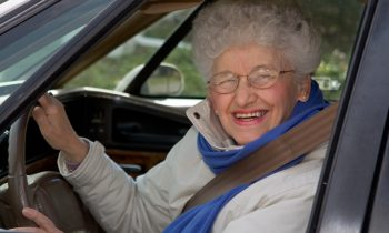 When the Elderly Driver's Slow Driving Places Them at Risk
