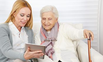 There's an App for That: Elder Care with Help from Technology