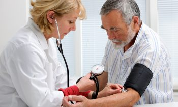 How Home Care Can Help Your Elderly Loved One with Blood Pressure Issues