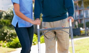 Is There a Right Way for Your Loved One to Use a Walker Around Curbs?