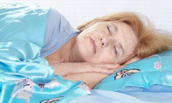 Why Isn't Your Senior Sleeping Well?