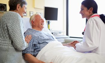 What Can You Do for Your Senior After a Hospital Visit?