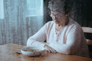 Senior Care in Charlotte- Four Reasons Your Senior May Not Care about Food Right Now