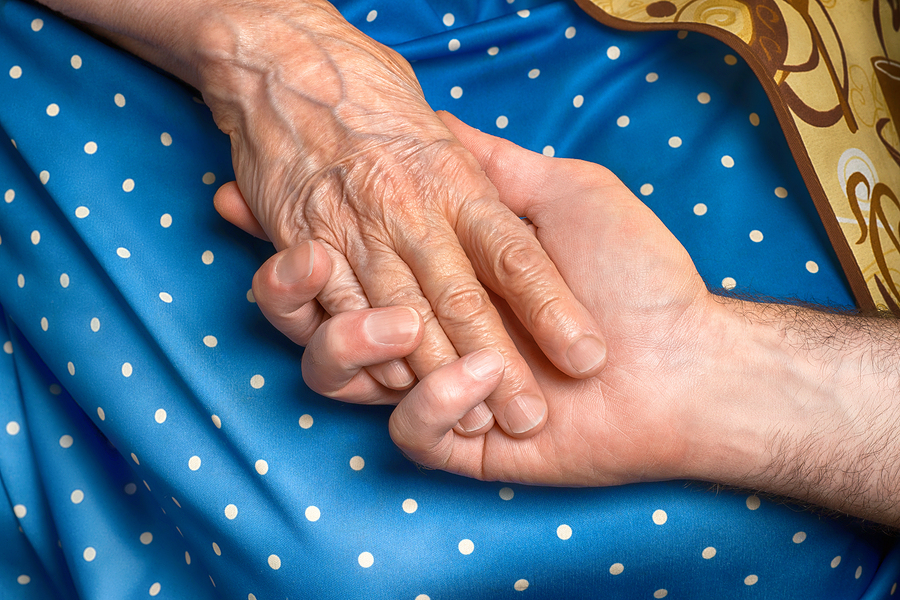 Nail Care for Your Elderly Loved One