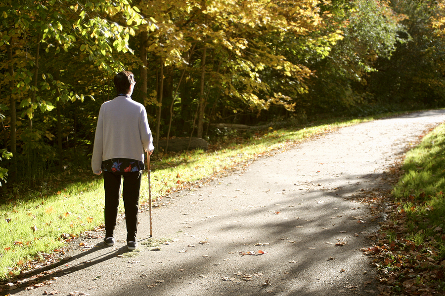 Is Your Elderly Loved One Going to Wander?