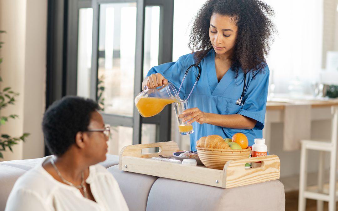 Elder Care Benefits: Meals and Snacks Preparation