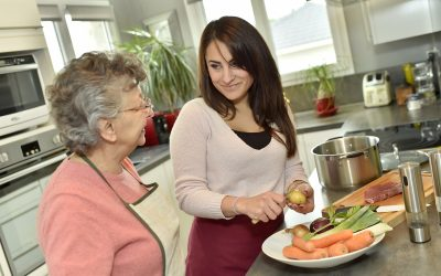 Meal Prep Tips for Senior Citizens