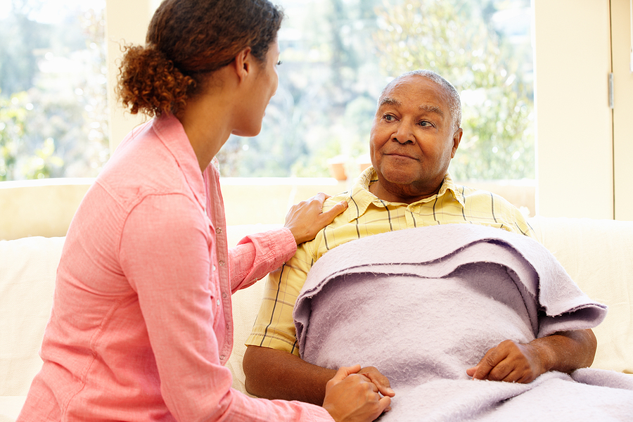 Handling Mood Changes in Someone with Alzheimer's Disease