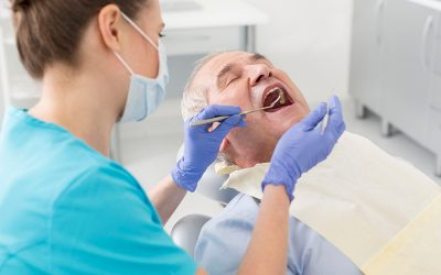How Do You Get Your Dad to See His Dentist?
